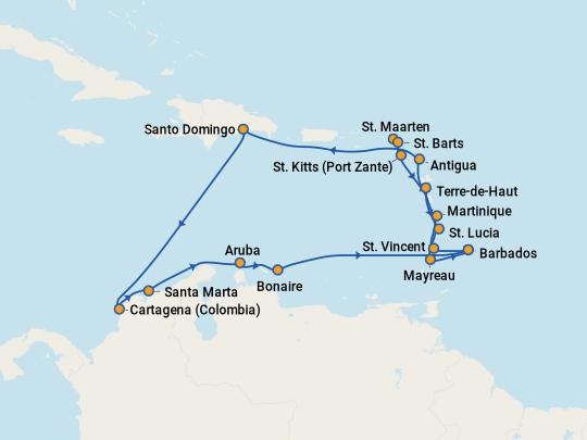 Cheap St Vincent Cruises 2019 Compare Deals On Cruises